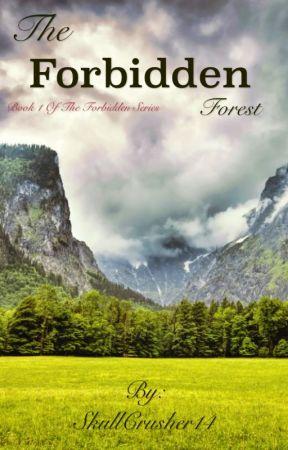 Forbidden Forest by SkullCrusher14