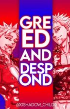 Greed and Despond (Ban x Sin!Reader) by 0Shadow_Child0