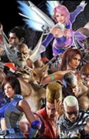 Tekken Male Characters X Readers Devil Jin X Reader