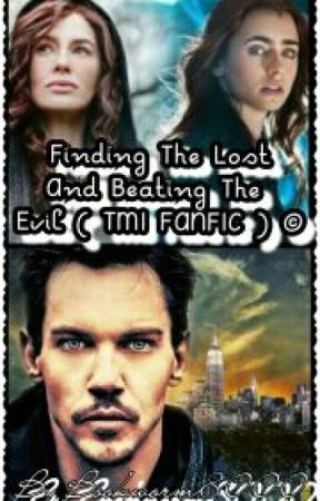 Finding the lost and beating the evil (TMI FANFIC)© by bookworm8000