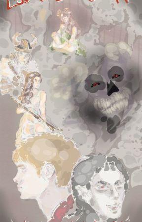 Los viajes de M 3: Un viaje al infierno by MaxorWatt