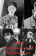 CNCO Imagines and Preferences ❤ by AshJadeLovesMusic15