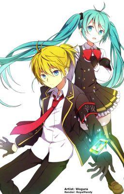 Đọc truyện (Vocaloid) Sắc màu Tình yêu [MiLen - Rinkuo]