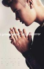 Mi primer amor, un gran error. by iloveyou_aittdmb