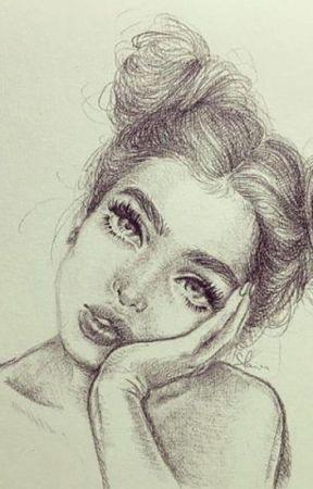 I Love Drawing Ragazze Tumblr A Matita Wattpad