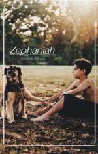 Zephaniah // z.m by mindofjohanna