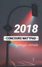 FERMÉ - CONCOURS D'ÉCRITURE  by MayliVerriele