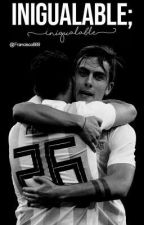 Inigualable; Cristian Pavon - Paulo Dybala by Francisco889