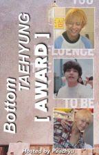 The Bottom Taehyung BTS Award by peachyu_