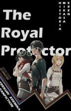 The Royal Protector •Erekuri-eremika Fanfic• by Adiimos