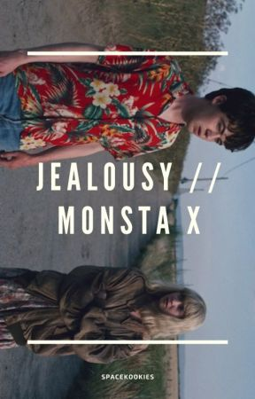 Jealousy // Monsta X by spacekookies