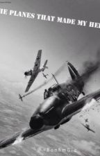 The planes that made my hell by GiovannyArajo