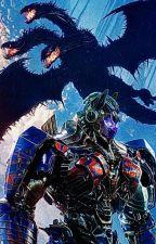 Transformers: Male Reader Insert by Fireslash97