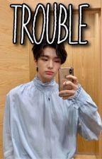 trouble | hwang hyunjin by ilyhyunjins