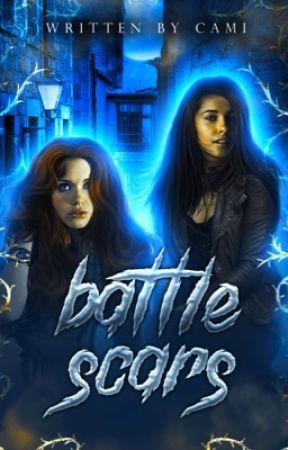 BATTLE SCARS, ᵃˡˡⁱˢᵒⁿ ᵃʳᵍᵉⁿᵗ  by scottmccalling
