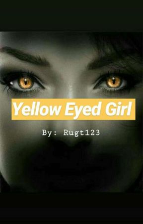 Yellow Eyed Girl  by rugt123