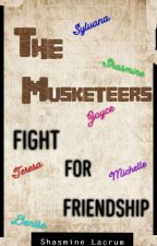 Musketeers: Fight For Friendship by Musicmagicmini