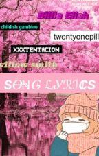 Song lyrics by SMH_END_ME