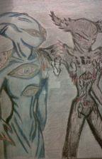 *Am Dhaegar e Z'algatoth: O Começo do Universo Creepypasta* by andreyguardadoolimpo