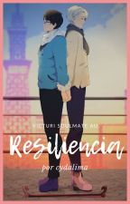 [Yuri!!! On Ice] Resiliencia (Victuuri) by cy_nogitsune