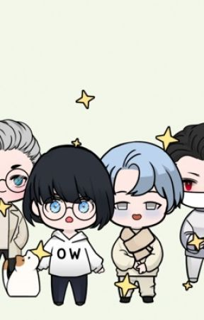 Just some cuties I made on an app by twodeadgirls