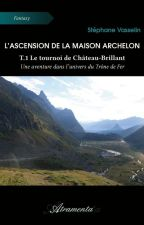L'Ascension de la Maison Archelon by Akodostef