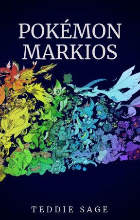 Pokémon Markios by TeddieSage