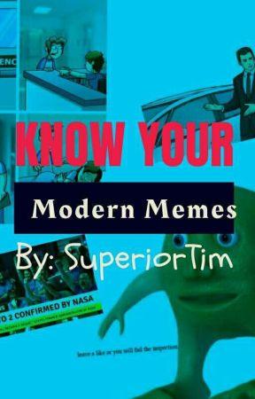 Know Your Modern Memes - Savage Patrick - Wattpad