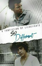So different ; Larry Stylinson by LIL0SFIGHTS