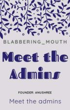 Meet the Admins by Blabbering_mouth