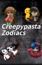 Creepypasta zodiac  by -AngelsFallToo-