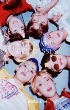 Gods and Goddesses (BTS Jimin×Reader) by BTSJiminiebabe
