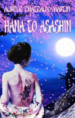 Hana to Asashin (La Fleur et l'Assassin) by Lilylelfe
