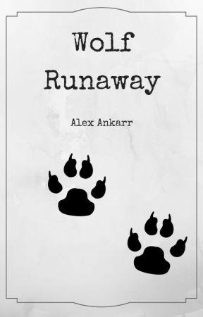 Wolf Runaway by AlexAnkarr