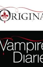 TVD/ TO Female Preferences / Imagines by aradondragongirl
