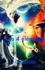 Les 4 éléments by Chipia2000