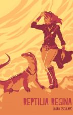 Reptilia Regina by LauraEsculape