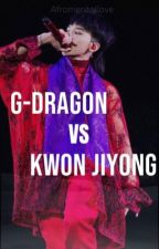 G-DRAGON VS KWON JIYONG by Afromentallove