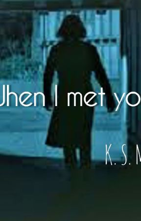 When I met you (Severus Snape fanfic) ONE SHOT by kat_1721