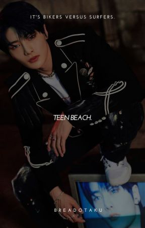 TEEN BEACH | b.c + y.ji by breadotaku
