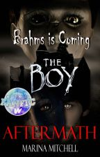 The Boy Movie Brahms Heelshire x reader FanFic  #Wattys2019 by MarinaM56