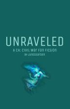 UNRAVELLED ~ STEVE ROGERS [3] by PrincessofWakanda