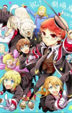 A Princess in Disguise - The Royal Tutor FanFiction by ClusterKitaCoderre