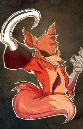 You Be Mine Lassie(Fnaf Foxy x reader) by Monstrosity__
