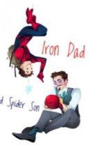 Spider-son Iron-dad short stories and jokes  by GayrdianPanda1202