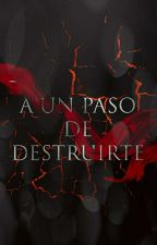 A UN PASO DE DESTRUIRTE © by kaffebucher