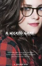 [ a wicked game ] by DaisyChainsII