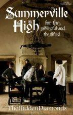 Summerville High by TheHiddenDiamonds