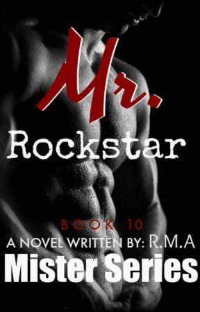 (on going) MR. SERIES 10: Mr. Rockstar by RMAstories28