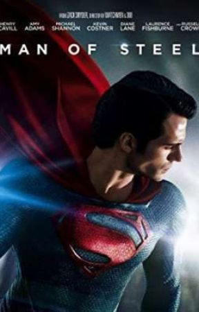 The Man of Steel [ON GOING] by O_Z_M_O